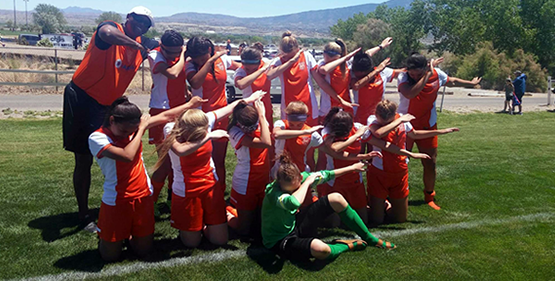 Elite FC Phasers U14G NM State Cup Finalists