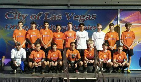 00B - 2017 Las Vegas Mayor's Cup Champions!